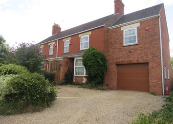 Thumbnail 4 bed property to rent in Cutting Lane, South Luffenham, Oakham