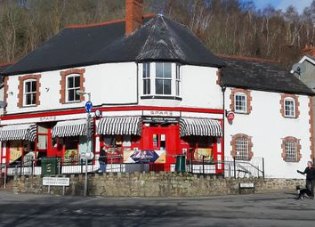 Thumbnail Retail premises for sale in High Street, Glyn Ceiriog