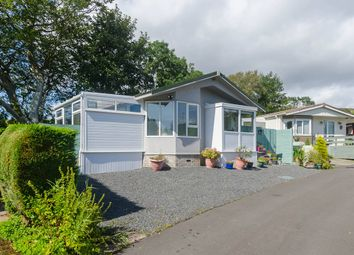 Thumbnail 2 bed mobile/park home for sale in Crosbie Towers, West Kilbride, North Ayrshire