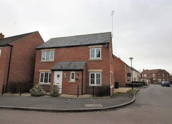 Thumbnail 4 bed detached house for sale in Pathfinder Way, Swindon