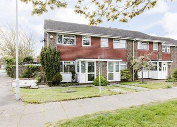 Thumbnail 3 bed end terrace house to rent in Edmonton Road, Durrington, West Sussex