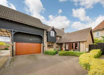 Thumbnail 5 bed link-detached house for sale in Keeley Farm Court, Wootton, Bedfordshire