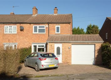 Thumbnail 2 bedroom end terrace house for sale in Sandycroft Road, Little Chalfont, Amersham, Buckinghamshire