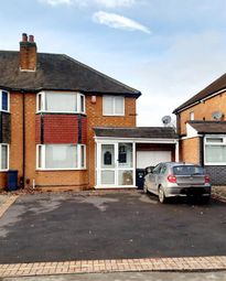 Thumbnail 3 bed semi-detached house to rent in Damson Lane, Solihull