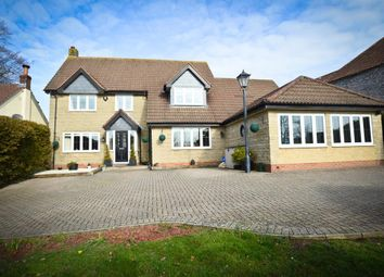 Thumbnail 5 bed detached house for sale in High Street, Wick, Bristol