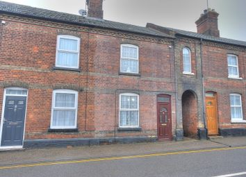 Thumbnail 2 bed terraced house for sale in West Street, Cromer