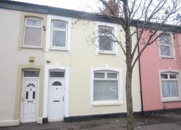 Thumbnail 4 bedroom terraced house to rent in Kent Street, Cardiff