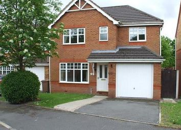 Thumbnail 3 bed detached house to rent in Camellia Close, Stoke-On-Trent