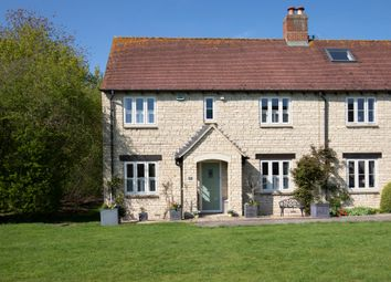 Thumbnail 3 bed semi-detached house for sale in Birch Drive, Bradwell Village, Burford