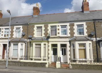 Thumbnail 4 bedroom terraced house to rent in Arran Street, Roath, Cardiff