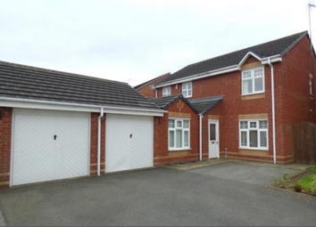 Thumbnail 4 bed detached house for sale in Winterborne Gardens, Nuneaton