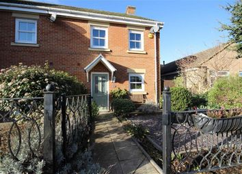 Thumbnail 4 bed end terrace house for sale in Glebe Place, Highworth, Wiltshire