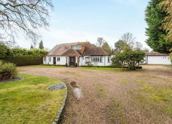 Thumbnail 4 bed bungalow for sale in Lyne, Surrey