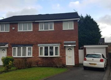 Thumbnail 3 bed semi-detached house for sale in Barlow Road, Broadheath, Altrincham, Greater Manchester