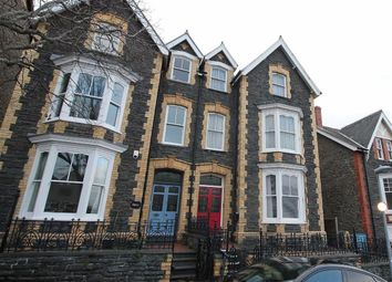Thumbnail 7 bed semi-detached house for sale in Buarth Road, Aberystwyth, Ceredigion