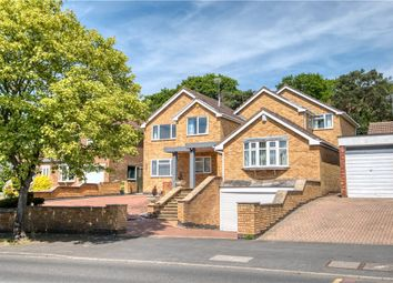 Thumbnail 5 bed detached house for sale in Spinney Hill, Warwick