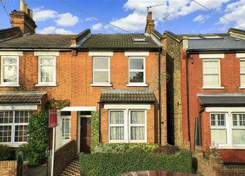 Thumbnail 3 bedroom end terrace house for sale in Fulwell Road, Teddington