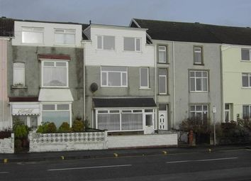 Thumbnail 1 bed flat to rent in Flat 4, Oystermouth Road, Swansea