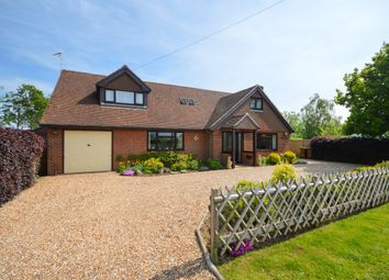 Thumbnail 5 bed detached bungalow for sale in Canterbury Road, Brabourne Lees, Ashford, Kent
