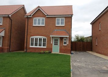 Thumbnail 4 bed detached house to rent in Chaucer Road, Crewe