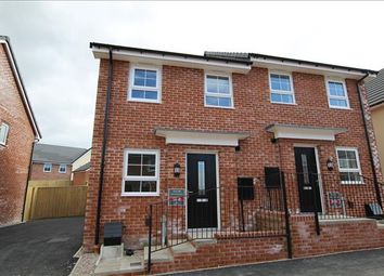 Thumbnail 2 bed property for sale in Wood Close, Preston