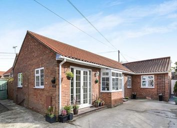 Thumbnail 4 bed bungalow for sale in High Green, Bridlington