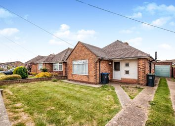 Thumbnail 3 bed detached bungalow for sale in Finches Close, Lancing