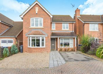 Thumbnail 5 bedroom detached house for sale in Bluebell Way, Hatfield