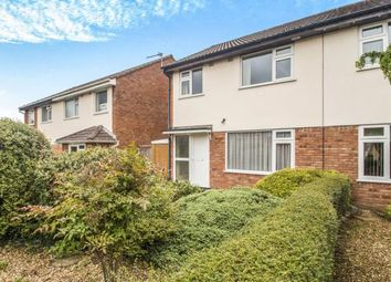 Thumbnail 3 bed semi-detached house for sale in Galmington, Taunton, Somerset