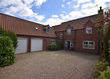 Thumbnail 5 bed detached house for sale in School Lane, Kirklington, Nottinghamshire