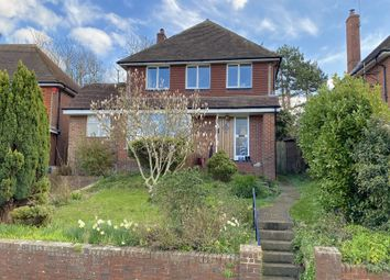 Thumbnail 4 bedroom detached house for sale in Victoria Drive, Eastbourne, East Sussex