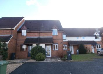 Thumbnail 2 bedroom terraced house to rent in Vetch Field Avenue, Lyppard Bourne, Worcester