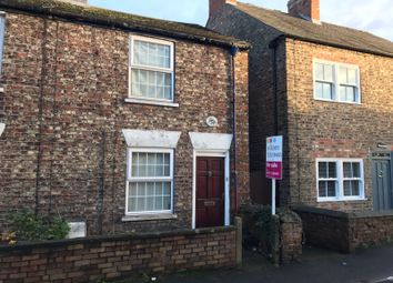 Thumbnail 1 bedroom property for sale in Main Street, Hemingbrough, Selby