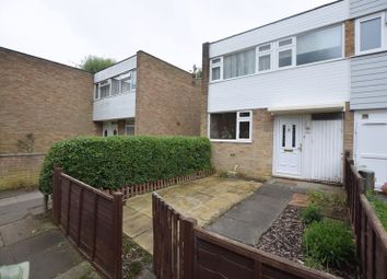 Thumbnail 3 bed end terrace house for sale in Windemere Drive, Bletchley, Milton Keynes