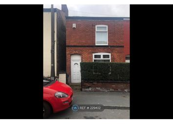 Thumbnail 2 bed terraced house to rent in Park Street, Swinton, Manchester