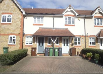 Thumbnail 2 bed terraced house to rent in Lupin Close, Rush Green