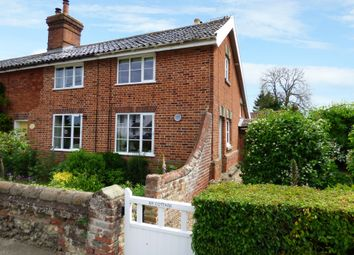 Thumbnail 1 bedroom cottage for sale in Norwich Road, Dickleburgh, Diss