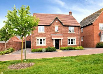 Thumbnail 4 bed detached house for sale in Ash Way, Didcot