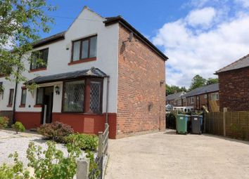 Thumbnail 3 bed semi-detached house to rent in Langley Grove, Prestwich, Manchester