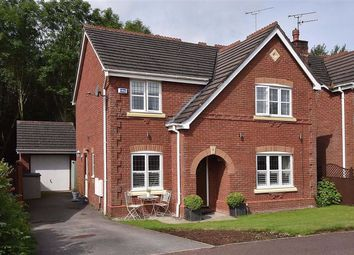 Thumbnail 4 bed detached house for sale in Redacre Close, Warrington, Cheshire