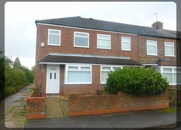 Thumbnail 2 bedroom end terrace house to rent in Bedford Road, Hessle
