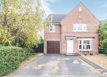 Thumbnail 4 bed detached house for sale in Sandleford Drive, Elstow, Bedford, Bedfordshire