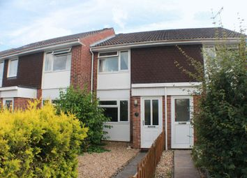 Thumbnail 2 bed terraced house for sale in Sengana Close, Botley, Southampton