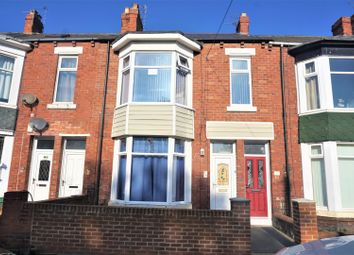 Thumbnail 2 bed flat for sale in Nora Street, South Shields