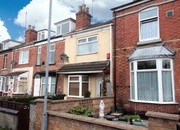 Thumbnail 3 bed terraced house for sale in Marlborough Street, Gainsborough, Lincolnshire, Parts Of Lindsey