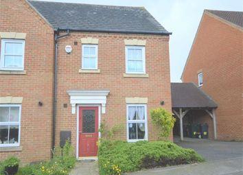 Thumbnail 3 bed semi-detached house to rent in Tunbridge Way, Ashford, Kent