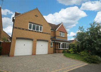 Thumbnail Detached house for sale in Burrows Vale, Brixworth, Northampton