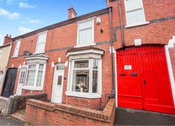 Thumbnail 2 bed terraced house for sale in Zoar Street, Dudley
