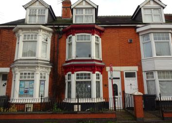 Thumbnail 5 bedroom property for sale in East Park Road, Leicester