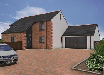 Thumbnail 4 bedroom detached house for sale in Oak Close, Winskill, Penrith